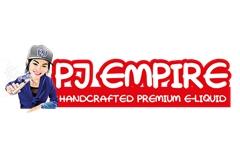 Bei dampf24.shop erhalten Sie Produkte von PJ empire