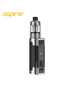 Aspire Zelos 3 Kit mit Nautilus 3 Tank E-Zigaretten Black