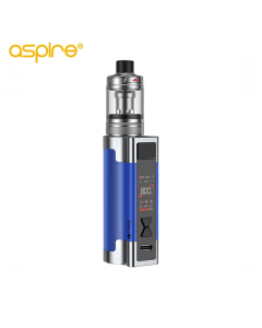 Aspire Zelos 3 Kit mit Nautilus 3 Tank E-Zigaretten Blue