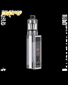 Aspire Zelos 3 Kit mit Nautilus 3 Tank E-Zigaretten Metallic Silver