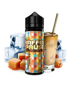 KAFFEEPAUSE by Steamshots - Karamell Frappe Ice Aroma