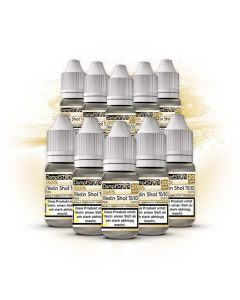 DampfStar Nikotin Shot 10er Pack 70-30 20mg 10ml