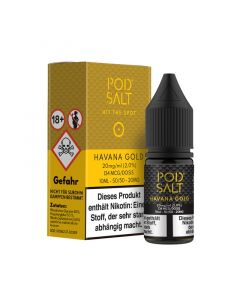 Pod Salt - Havanna Gold 10 ml - 20 mg/ml