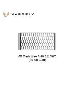 Vapefly Siegfried Siebstreifen M1 NI80 0,2 Ohm