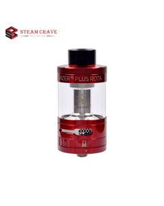 Steam Crave Aromamizer Plus RDTA Selbstwickel Tank Verdampfer-Rot