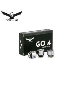 Vapor Gaint Go 4 - Coils Verdampferkopf G2B -Coil 0.6 Ohm
