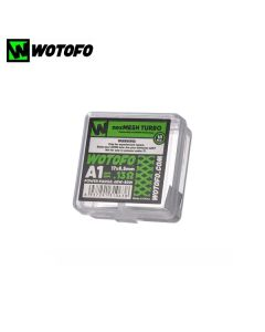 Wotofo nexMesh Drahtgeflecht Turbo A1 0,13 ohm 10er Pack